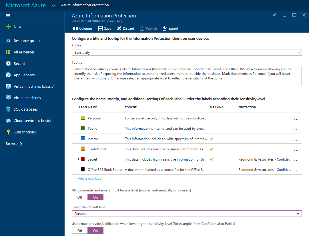 Applying information security and protection capabilities - Is sharepoint included in office 365 ...