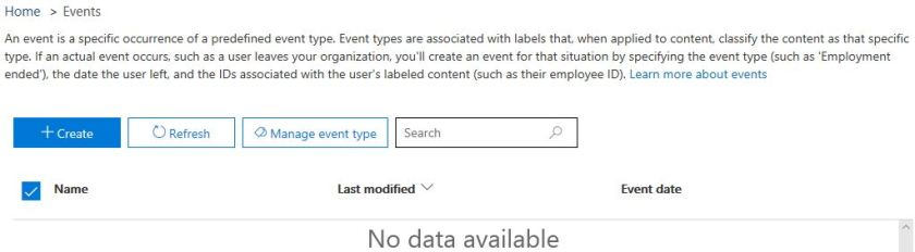 O365_Compliance_RecordsManagement_Events