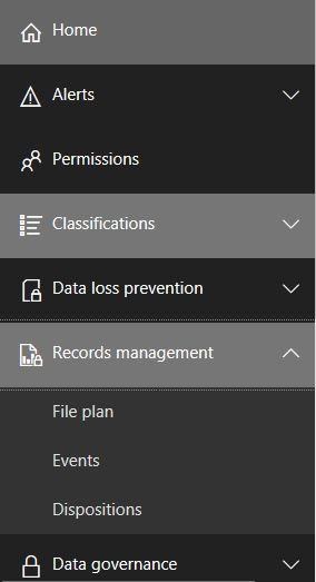 O365_CompliancePortal_RecordsManagementetc