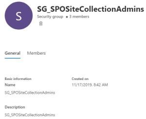 O365_SG_SPOSiteCollectionAdmins